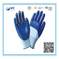 High Quality Heavy Duty Chemical Protection Nitrile gloves