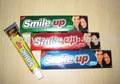70g Smile up gel toothpaste with shine box