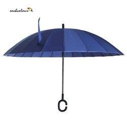 China factory customized promotional golf umbrella with logo printing