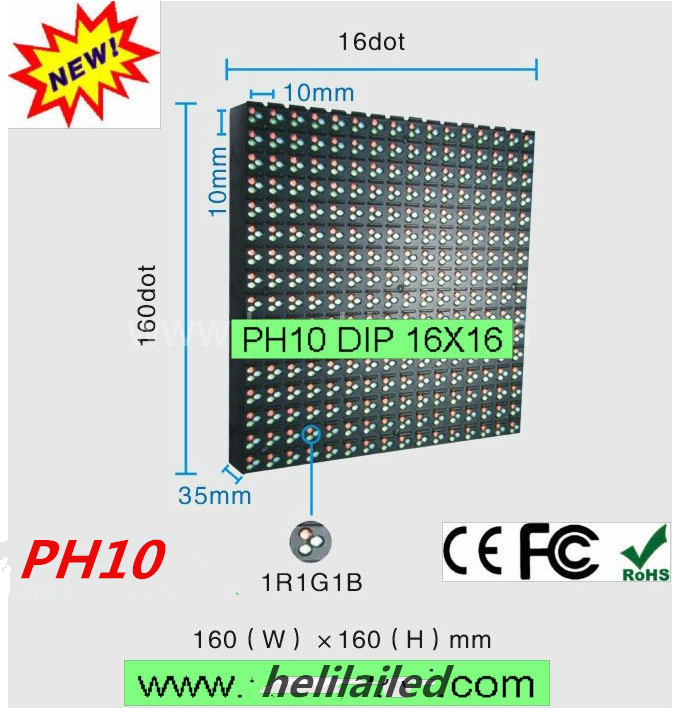 2016 outdoor led display P4 P5 P6 P7 P8 P10 outdoor SMD RGB LED module hot sale new products