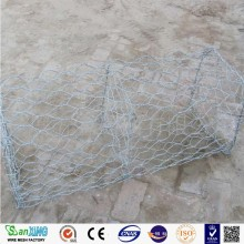 stone cage wire mesh/low price gabion box