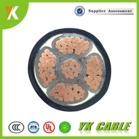 Wholesale Multi core PVC outer cover kinds of xlpe power cable