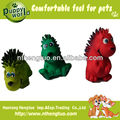dinosaur shaped pet chew toy,pet squeaky toy