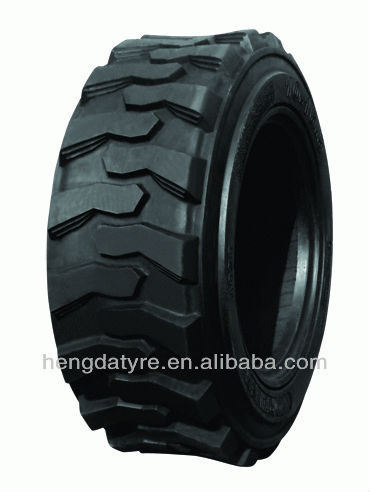 2013hot sale skid steer tires with wheel 10-16.5 G2/L2