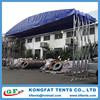 High Quality Stainless steel Carport For Car Storage