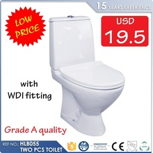 Flush Supplied Modern Style china portable toilet