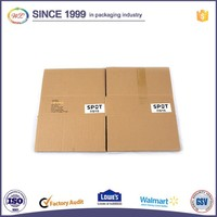 brown kraft paper cardboard box for business cards packaging wholesale