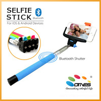In Stock with Alibaba Escrow Payment Supported selfie stick remote without bluetooth Logo