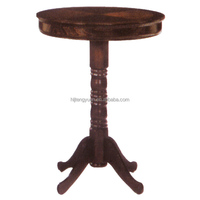T518 Carved Legs Wooden Coffee Table