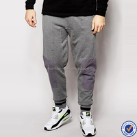new fashion harem pants for men high quality jogger pants wholesale contrast panel sweatpants