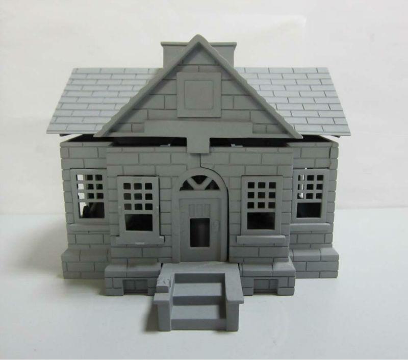 Solar house model kit