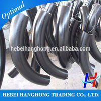 Trade Assurance Manufacturer seamless carbon steel long radius 90 degree pipe bend