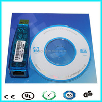 USB 2.0 to rj45 ethernet lan card adapter