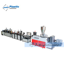 pvc wall panel production line/extrusion line manufacturer