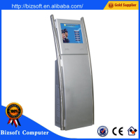 Bizsoft New payment kiosk design LCD touch screen POSTOUCH H60
