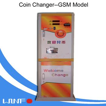 in coins machine