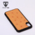 Wholesale Custom Leather Phone X Case Mobile Phone, Genuine Ostrich Leather Case Cover For Iphone X