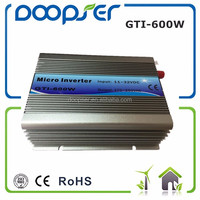 solar inverter 300w 600w 1000w 3000w 4000w 5000w 12/24/48vdc to 120/220 vac on grid single phase