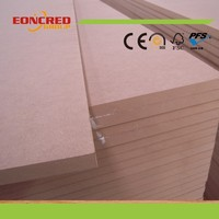 Indoor Usage and Wood Fiber Material low density fibreboard