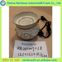 Rainbow electric wax tart warmers wholesale, CE/ETL approval