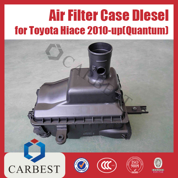 High Quality Air Filter Case Diesel for Toyota Hiace 2010 Accessories