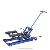 Auto Repair Hydraulic Motorcycle Lift
