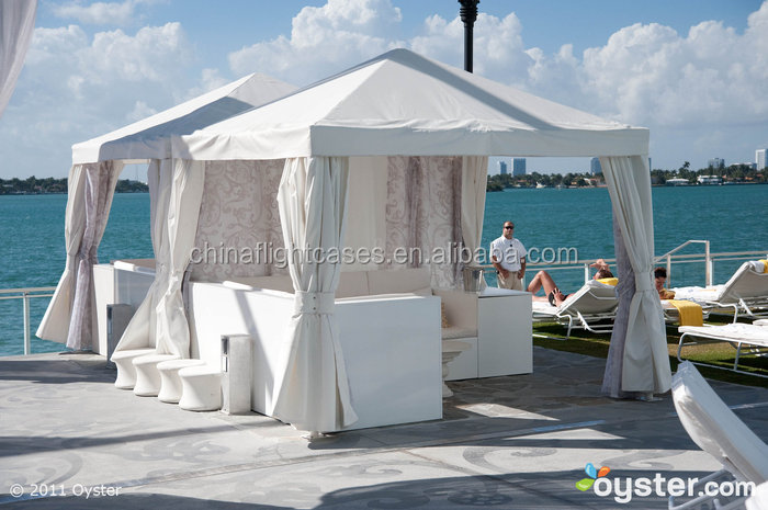 Factory direct sale romantic canopy tent for events and party