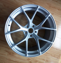 2015 new design car alloy wheels 19 inch 5x114.3 deep dish rims for sale white car wheel rims universal