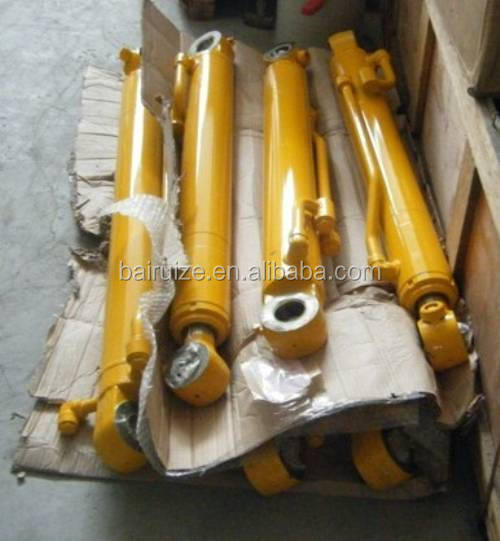 Hyundai R260LC-5 excavator hydraulic boom arm bucket cylinder for sale