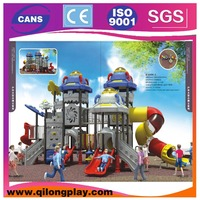 QILONG 2016 hot sale outdoor indoor playground equipment