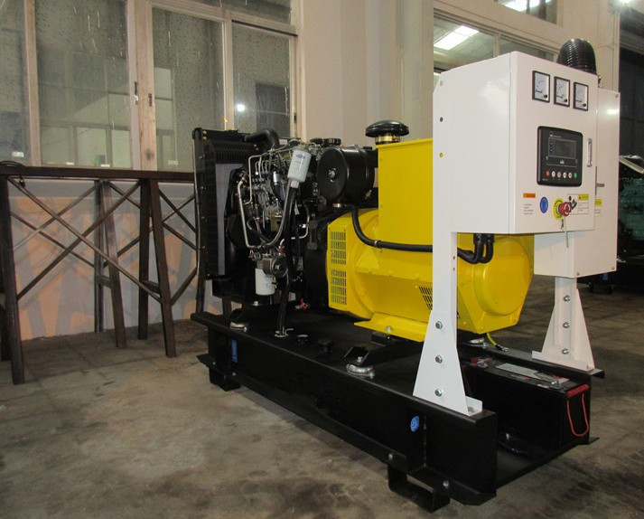 40 kva DG set Lovol engine generator for home use super silent