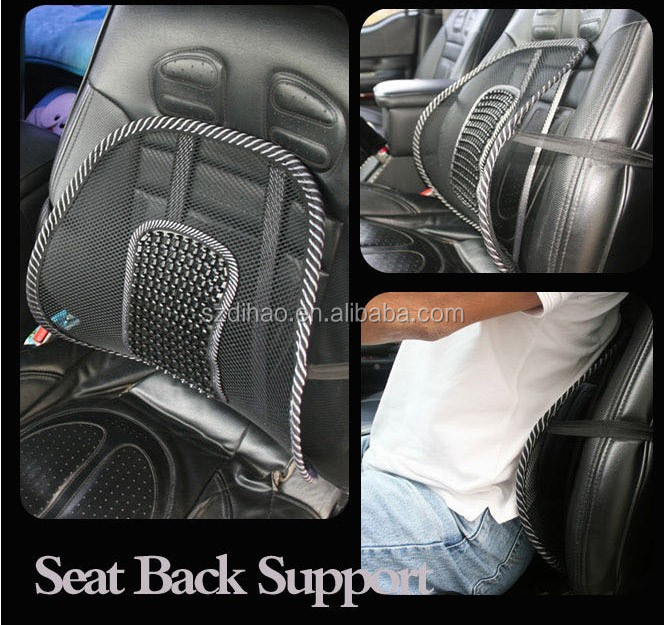 Soft Seat Back Supports, Seat Waist Rest Cushion Chair Back Supports