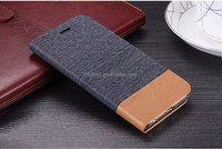 For Samsung S7/s7 edge Wallet leather stand magic case