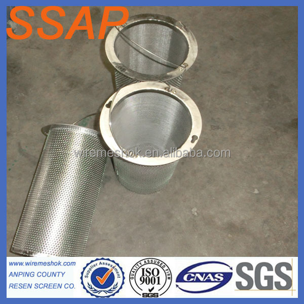 High quality stainless steel filter cartridge for dispenser