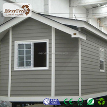 China manufacturer water-proof wpc exterior wall cladding