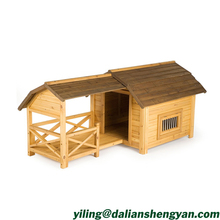 Wholesale Backyard Large Wooden Dog Houses for Winter