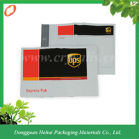High quality printed ups plastic mail bags