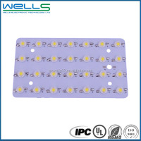 10w led pcb for ceiling light pcba circuit board