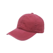organic cotton wash baseball hats and <strong>caps</strong>