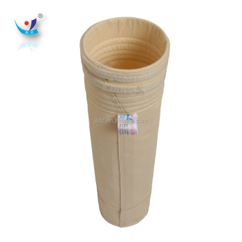 High temperature reisistant Nonwoven PPS filter cloth for power plant dust filter bag
