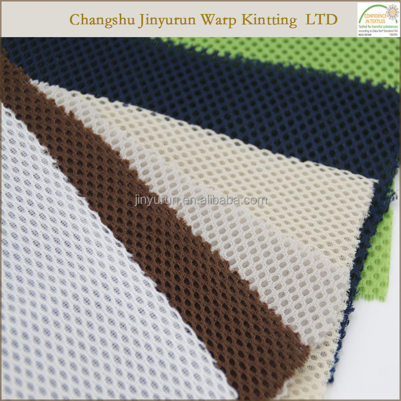 double knitted polyester outdoor cushions mesh