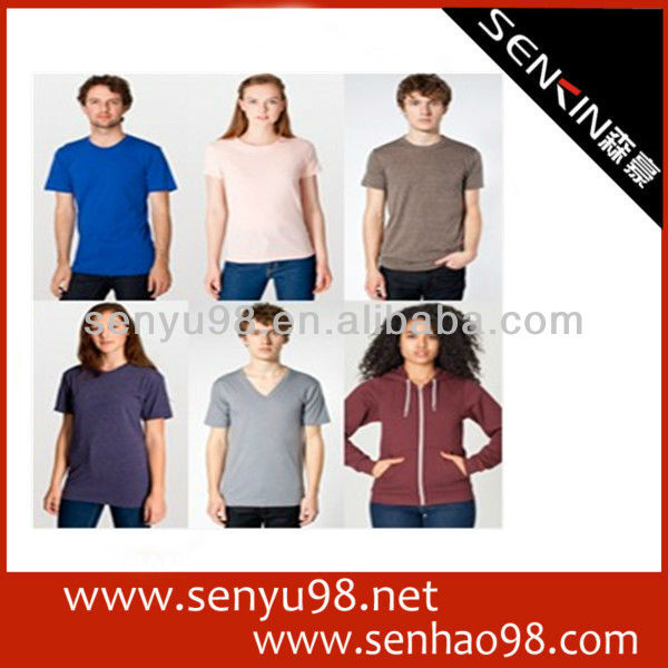 different kinds of t-shirt on hot sell with OEM manufacturer