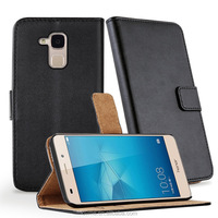 Wallet Pu Leather Stand Phone Case Cover For Huawei Honor 5C