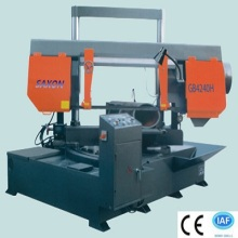 New Arrived Jiangsu Angle Cutting Bandsaw Machine