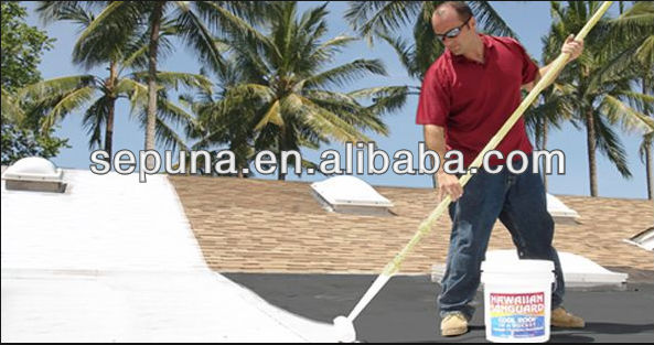 Colors Customized High Build Acrylic Waterproofing Coating