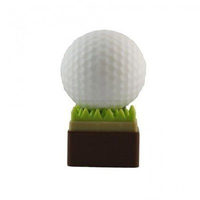 USB3.0 8G 16G 32G 64G Golf ball USB pen flash drive Sport promotion USB driver CE FCC ROHS approval accept paypal