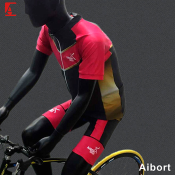 custom made sublimation printing cycling jerseys