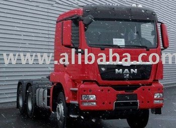 MAN tractor truck 6x4 33.540 incl. hydraulics