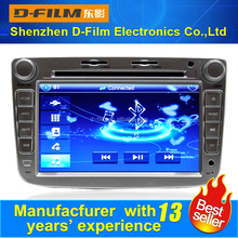 7inches good-quality car DVD player for VW Lavida with audio, rideo,bluetooth, car GPS navigation