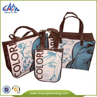 Imports From China To Pakistan Environmental Laminated Pp Nonwoven Bag